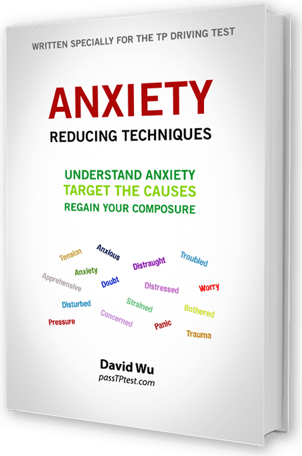 Anxiety Reducing Techniques to Pass Singapore Driving Test Guide Book