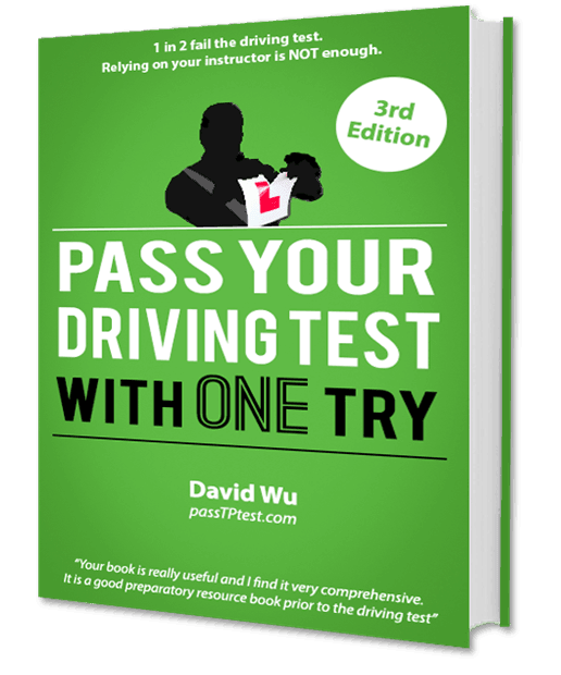 Pass Singapore Driving Test with One Try Guide Book